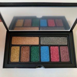Smashbox NIB glitter shadow palette